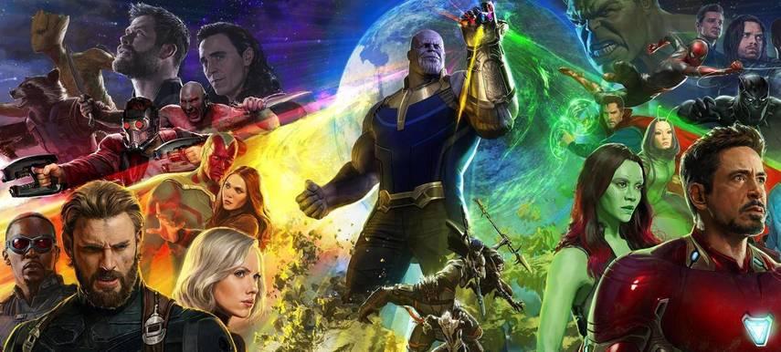 Постер «Мстителей»
