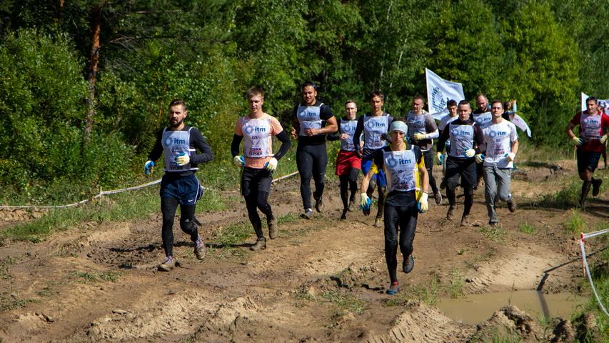 В «Гонке героев» команда стала шестой из 48.  Фото Weburg