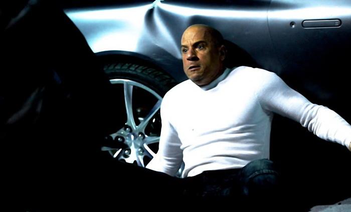 Кадр из фильма «Форсаж-7»