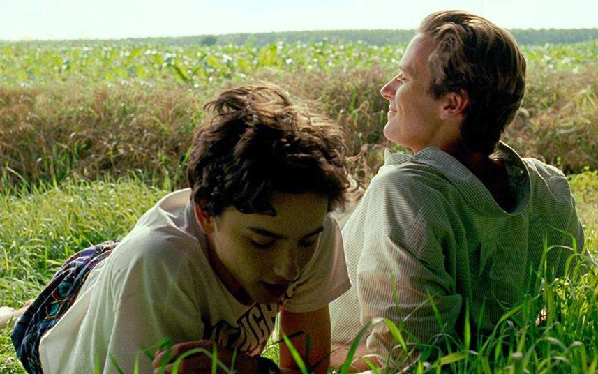 Кадр из фильма «Зови меня своим именем»