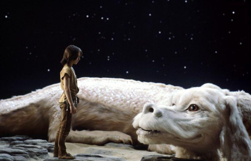 Кадр из фильма «Бесконечная история»