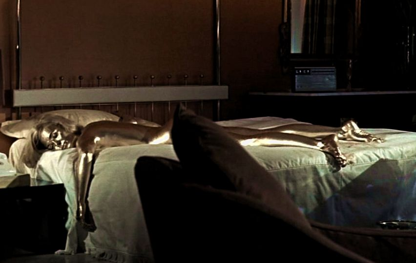 Кадр из фильма «Голдфингер»