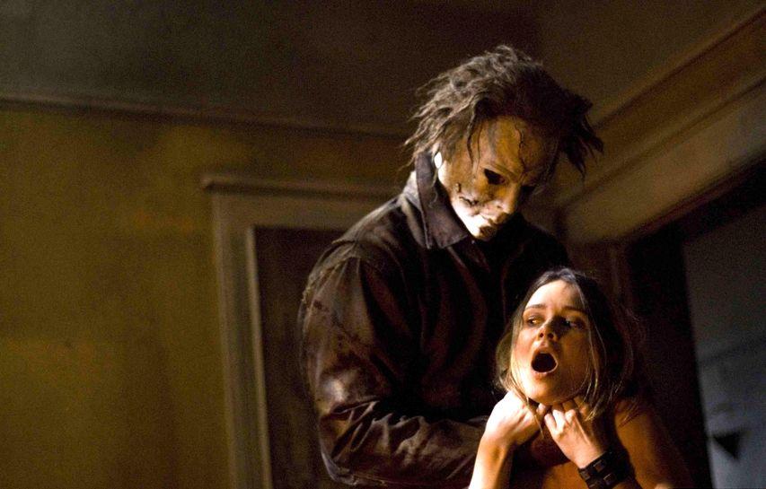Кадр из фильма «Хэллоуин 2007»