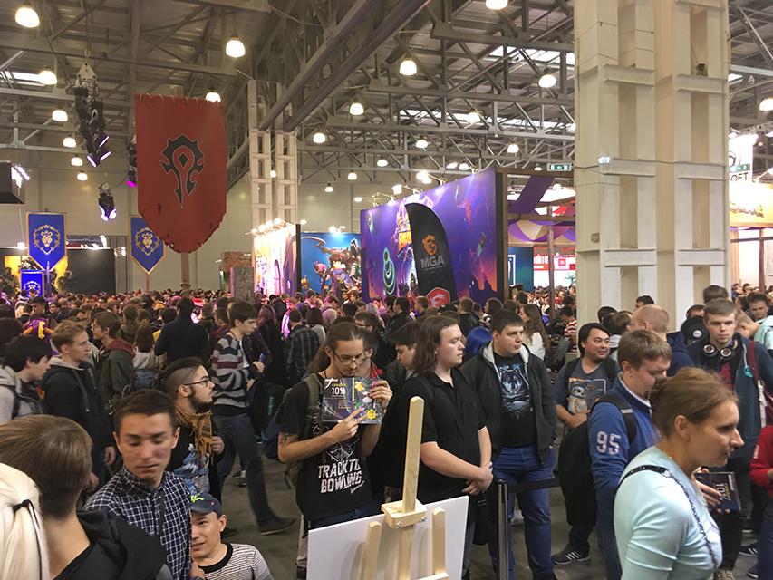 «Игромир» и Comic Con Russia 2018