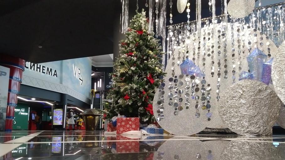 Чем заняться на новогодних каникулах — 2020 в Екатеринбурге: Гринвич и Пассаж Синема