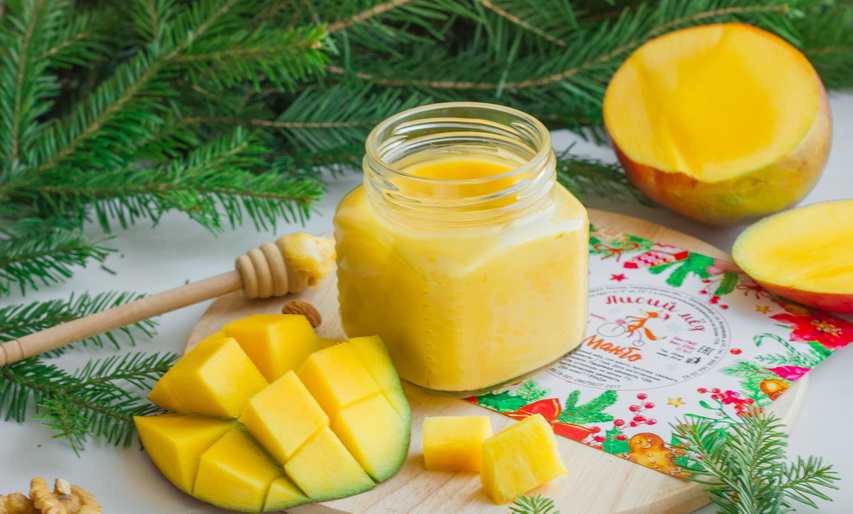 Девочкам — экзотический Лисий мед с манго