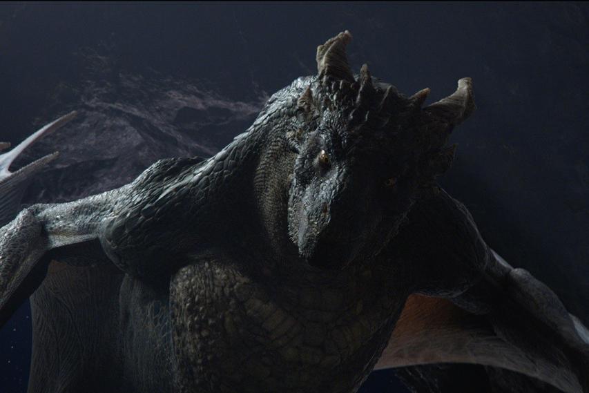 Кадр из фильма «Он – Дракон»