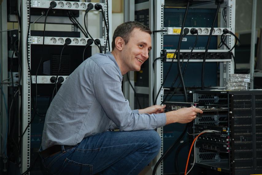 В ITM Холдинге трудятся больше 70 технических специалистов
