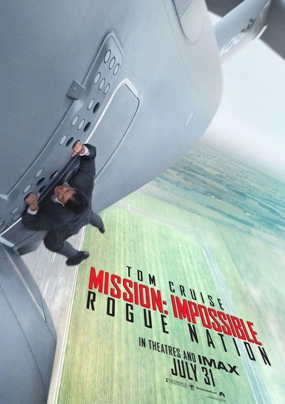 Постер фильма«Миссия: Невыполнима. Племя изгоев»