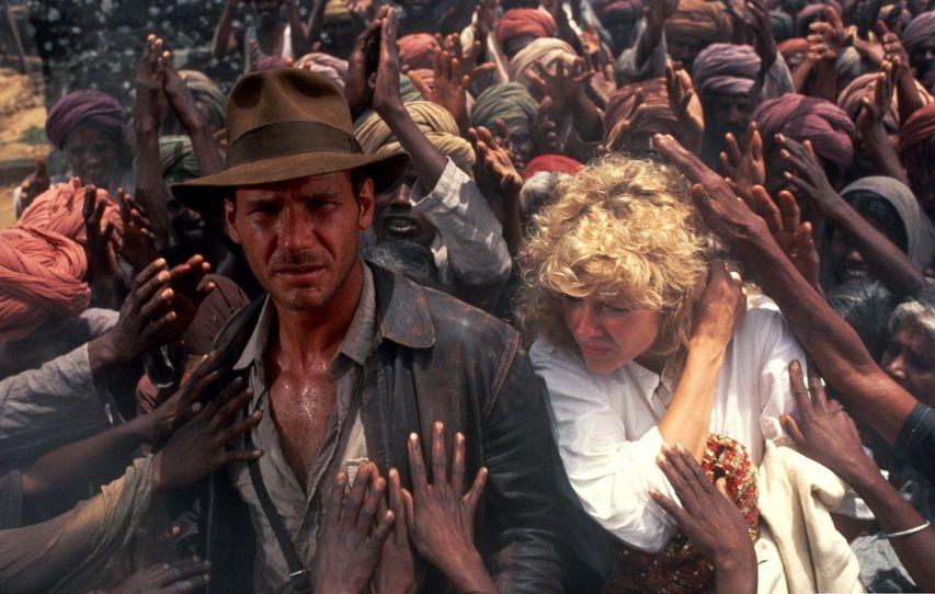 Кадр из фильма «Индиана Джонс и Храм судьбы»