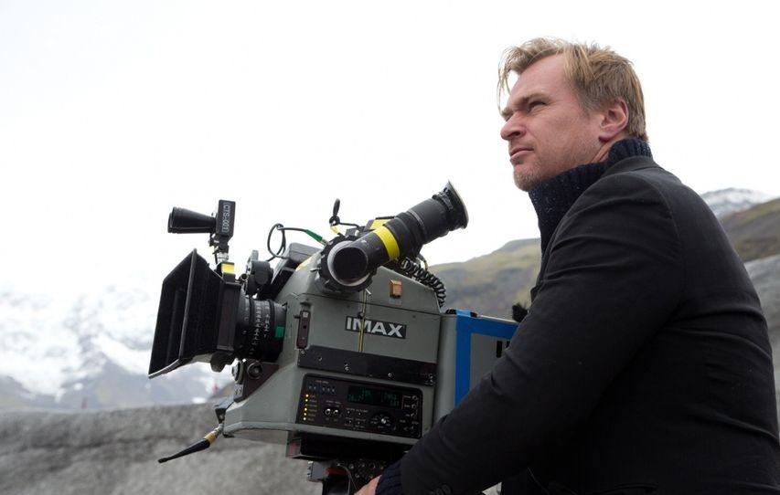 На съемках фильма «Интерстеллар». Фото с сайта kinopoisk.ru