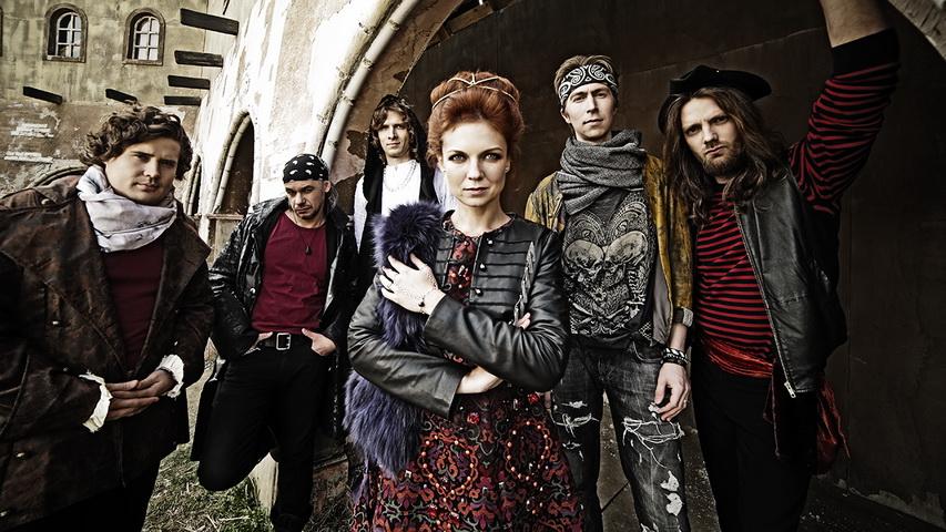 Группа «Мельница». Фото с сайта folkrock.info