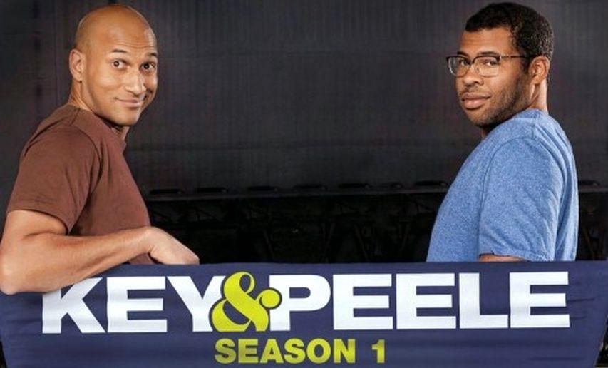 Постер сериала «Кей и Пил»