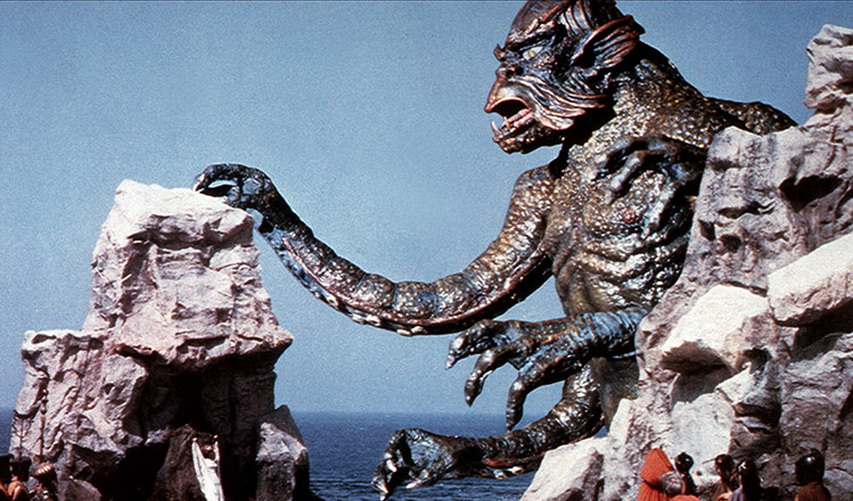 Кадр из фильма «Битва Титанов»