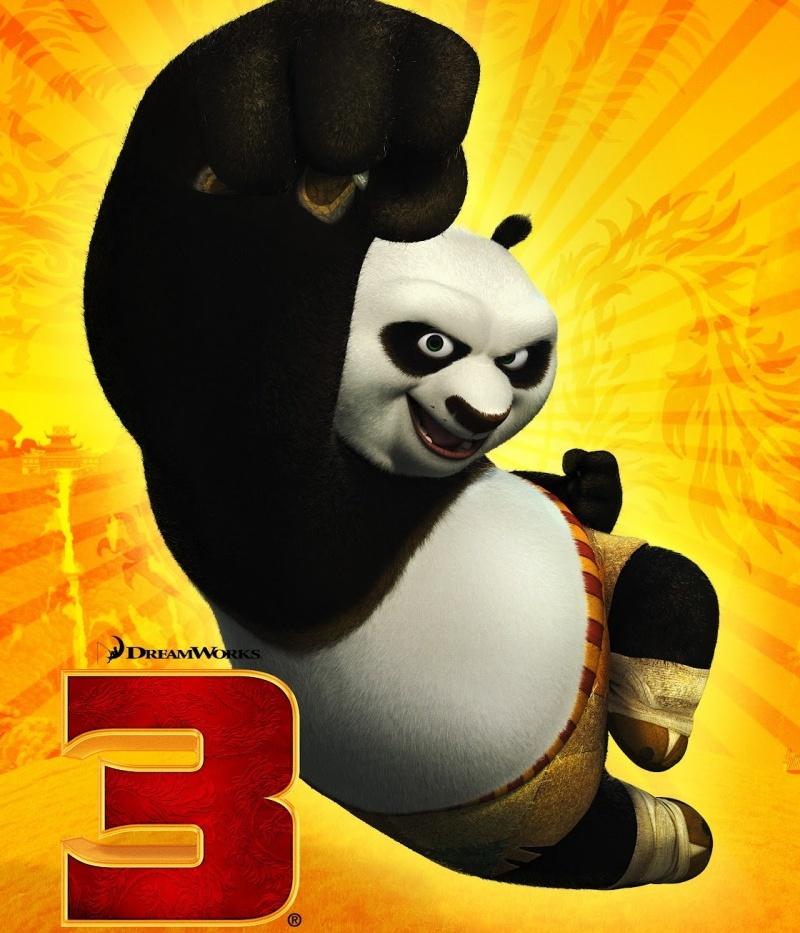 Постер фильма «Кунг-фу Панда-3»