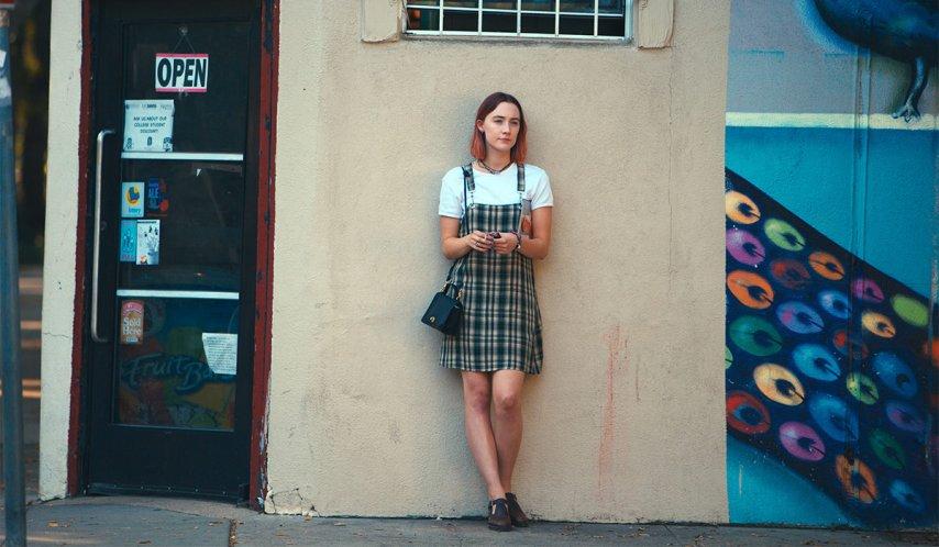 Кадр из фильма «Леди Берд»