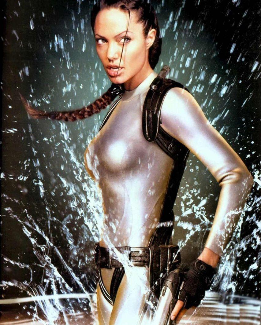 Постер фильма «Лара Крофт: Расхитительница гробниц 2 – Колыбель жизни»