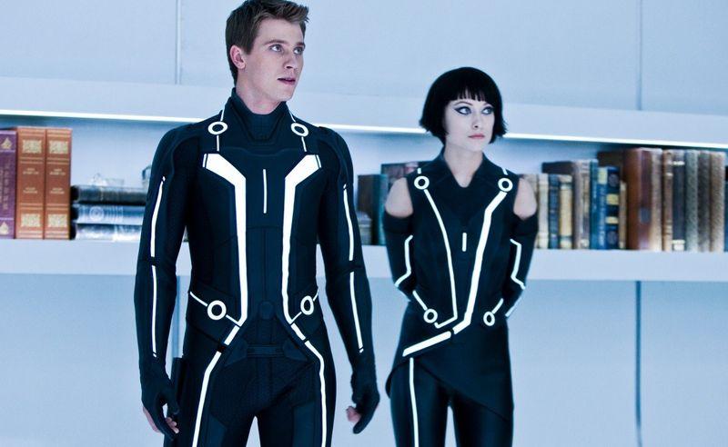 Кадр из фильма «Трон: Наследие»
