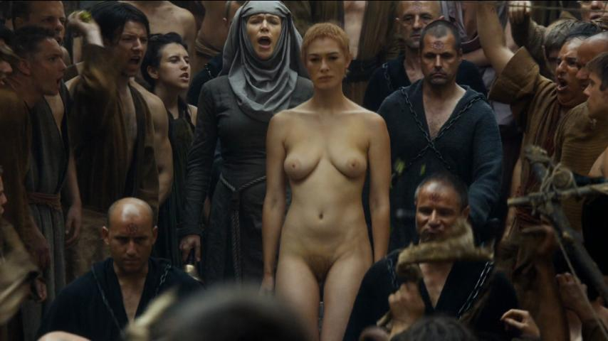 Кадр из сериала « Игра престолов»