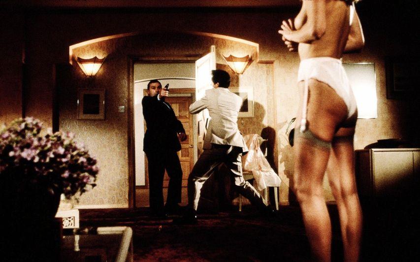 Кадр из фильма «Искры из глаз»