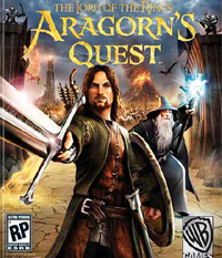 Обложка игры «Lord of the Rings: Aragorn's Quest»