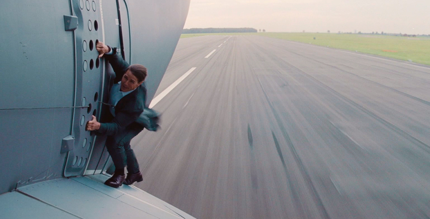 Кадр из фильма «Миссия невыполнима»