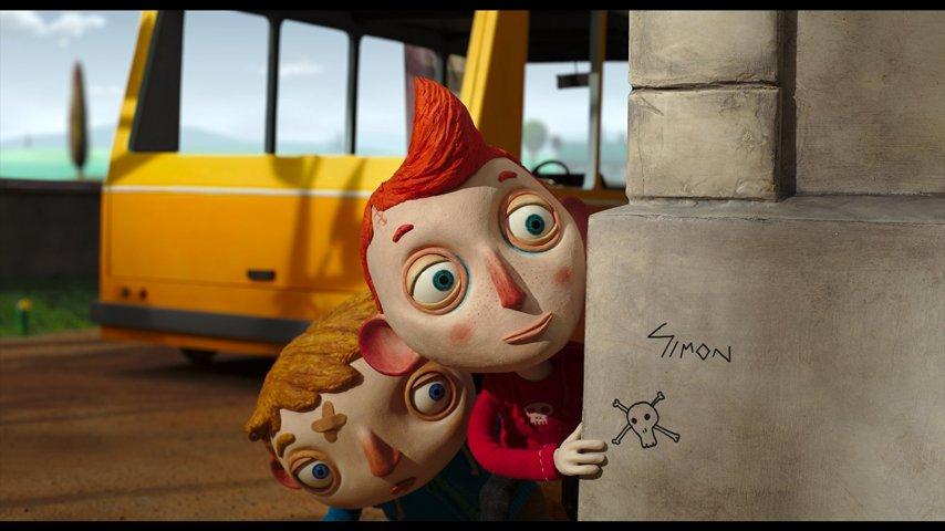 Кадр из фильма «Жизнь кабачка»