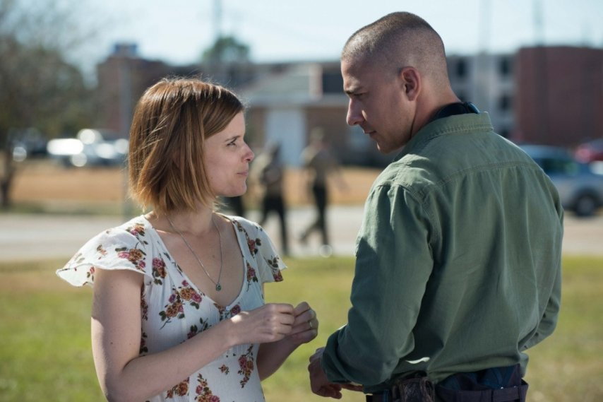 Кадр из фильма «Война»