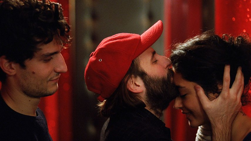 Кадр из фильма «Друзья»