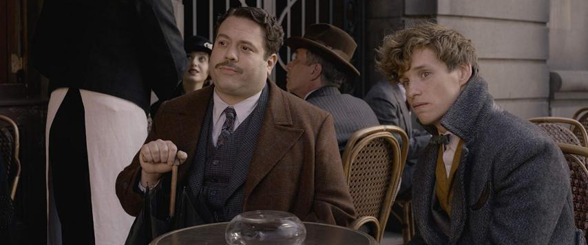 Кадр из фильма «Фантастические твари 2»