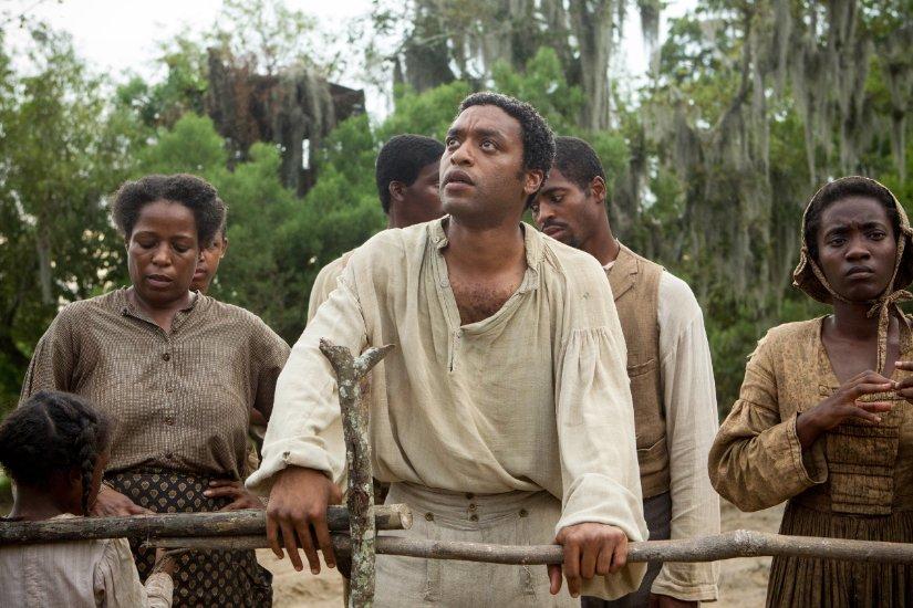 Кадр из фильма «12 лет рабства»