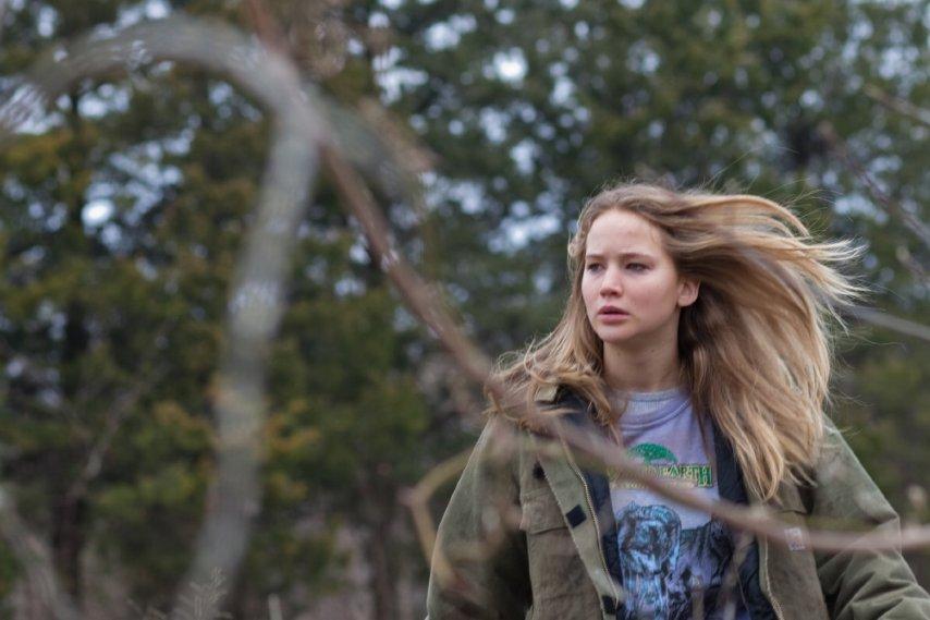Кадр из фильма «Зимняя кость»