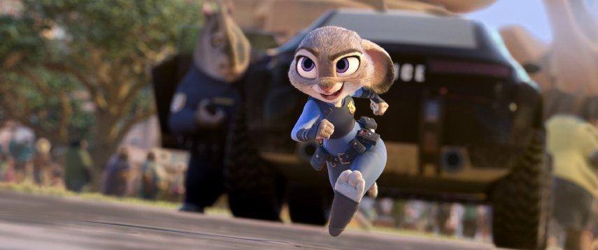 Кадр из фильма «Зверополис»