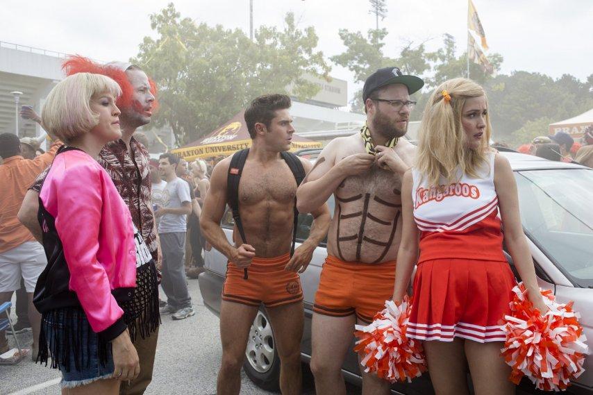 Кадр из фильма «Соседи. На тропе войны»