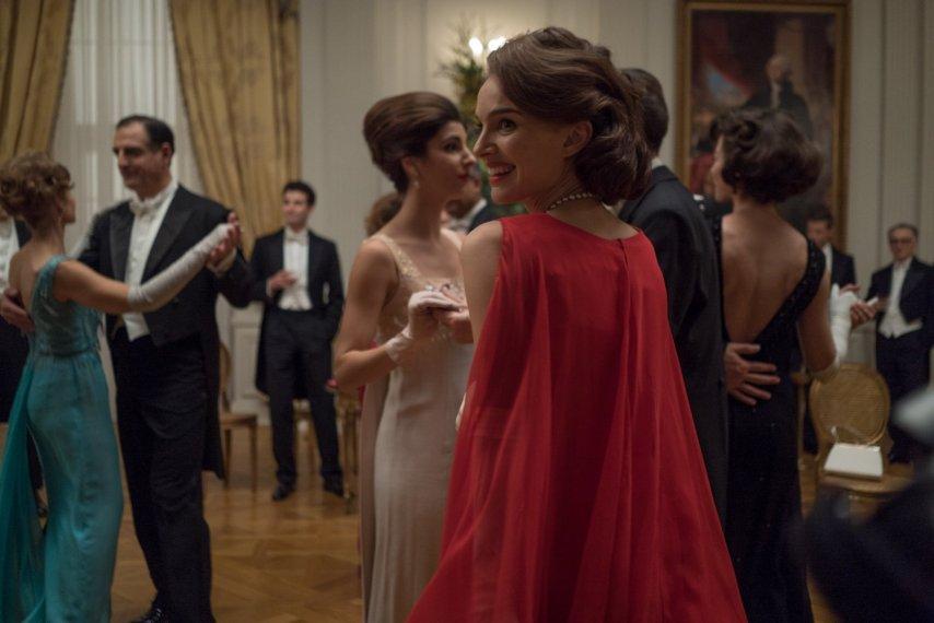 Кадр из фильма «Джеки»