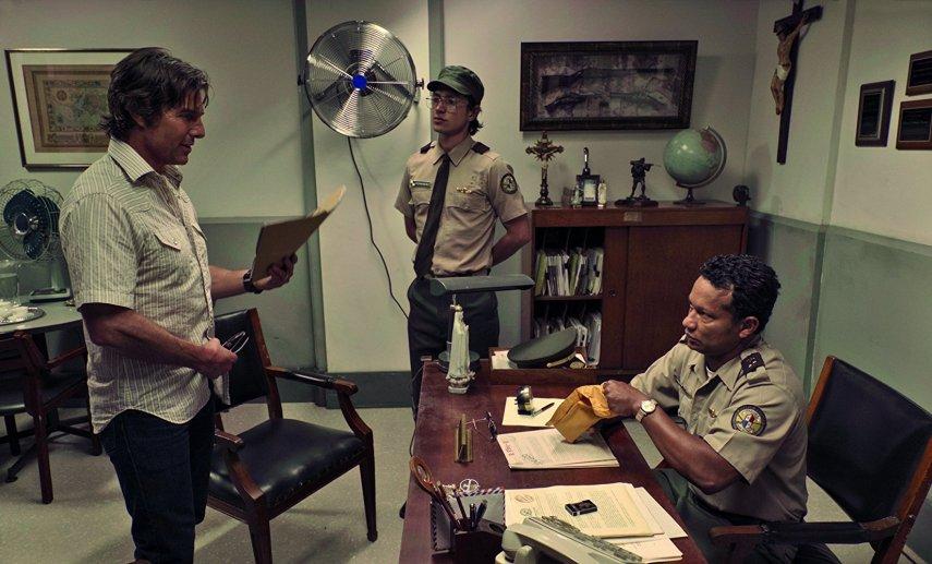 Кадр из фильма «Сделано из Америке»