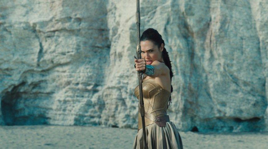 Кадр из фильма «Чудо-женщина»