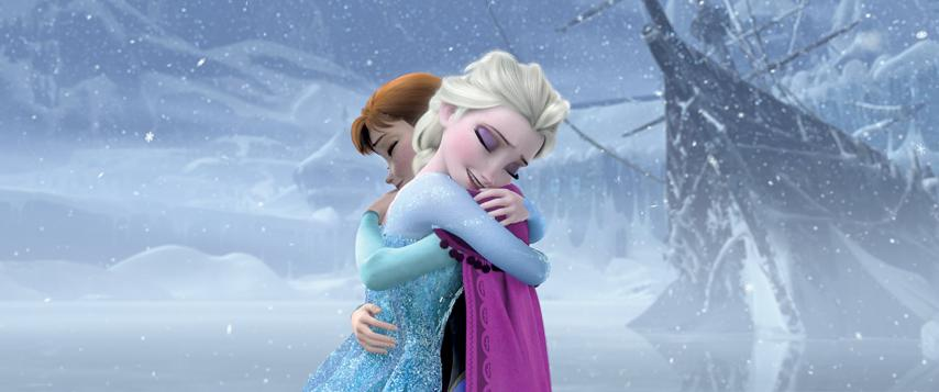 Кадр из фильма «Холодное сердце»