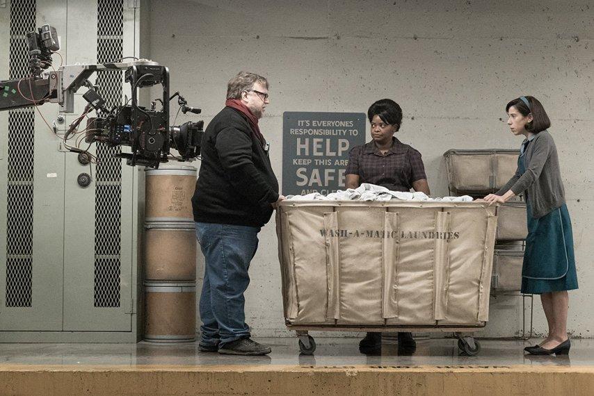 Сьемки фильма «Форма воды». Фото с сайта imdb.com
