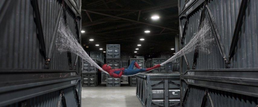 Кадр из фильма «Человек-паук. Возвращение домой»