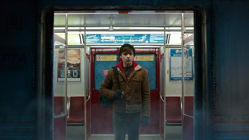 Кадр из фильма «Шазам!»