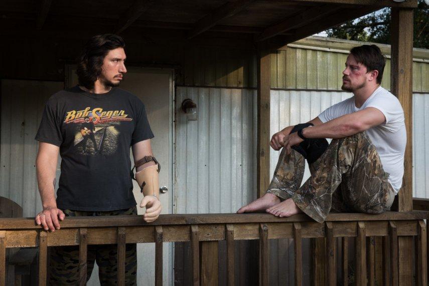 Кадр из фильма «Удача Логана»