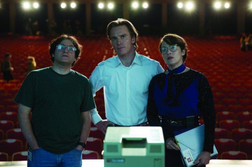 Кадр из фильма «Стив Джобс»