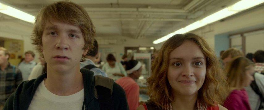 Кадр из фильма «Я, Эрл и умирающая девушка»