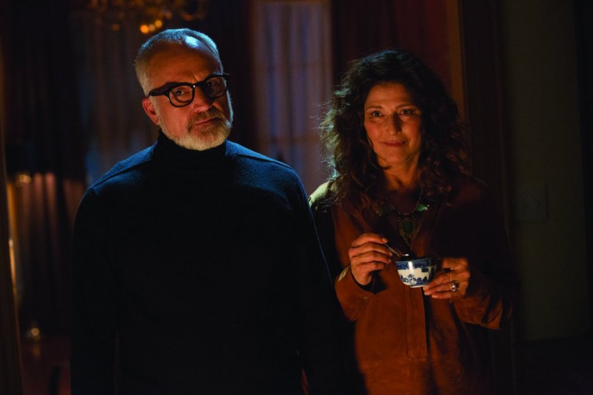 Кадр из фильма «Прочь»