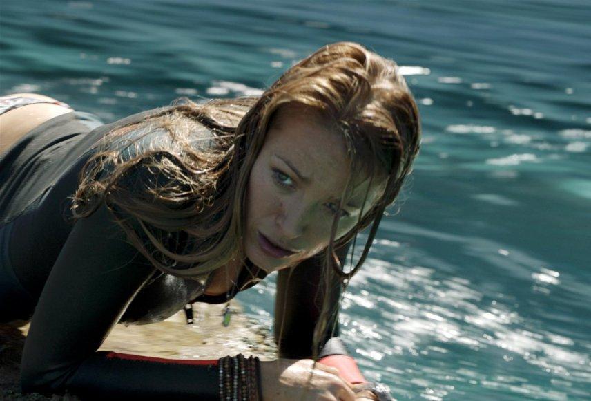 Кадр из фильма «Отмель»