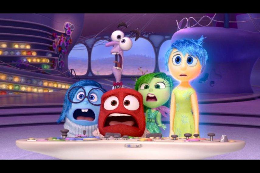 Кадр из фильма «Головоломка»