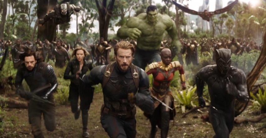 Кадр из фильма «Война бесконечности»