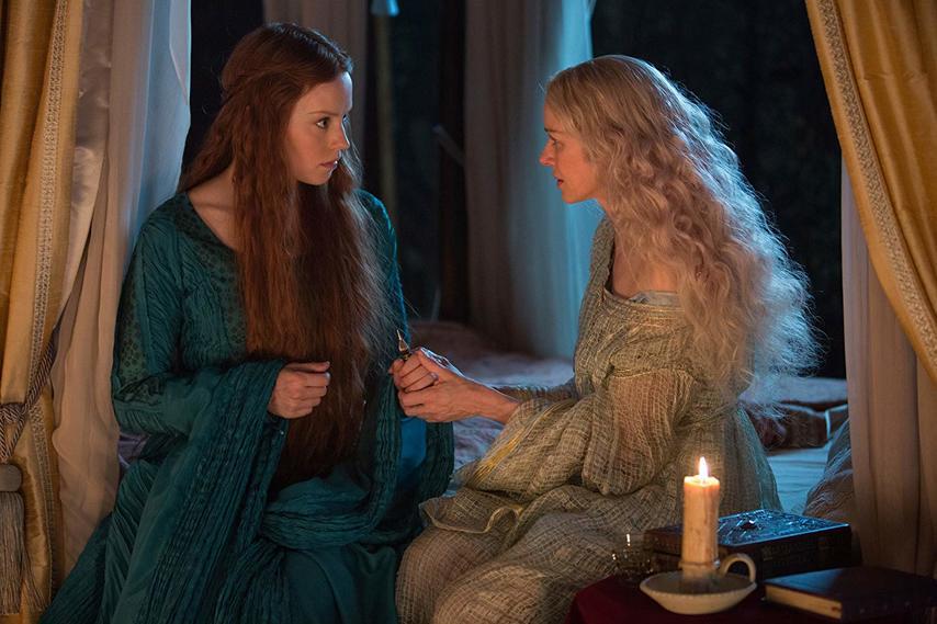 Кадр из фильма «Офелия»