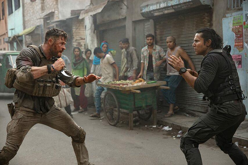 Кадр из фильма «Эвакуация»
